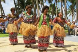 A Warm Welcome in Fiji – Nukubaluvu Village