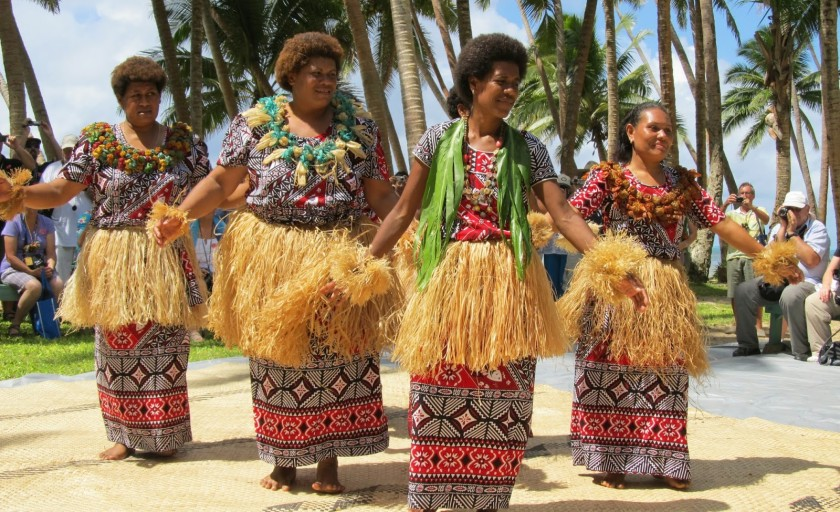 A Warm Welcome in Fiji – Nukubaluvu Village