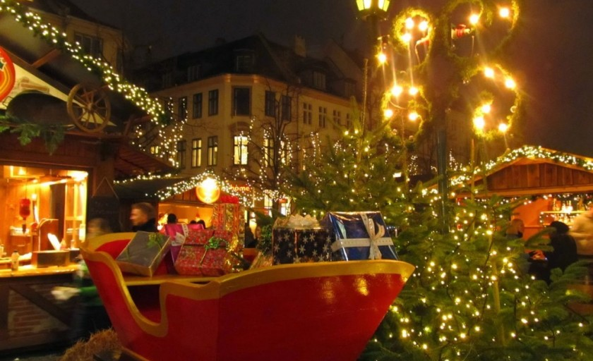 Christmas Comes to Copenhagen