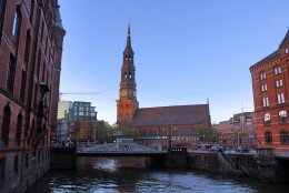 Discovering UNESCO Hamburg