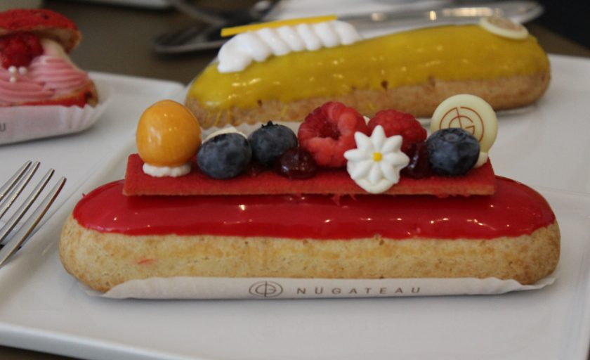 Toronto's Nügateau is Éclair Heaven