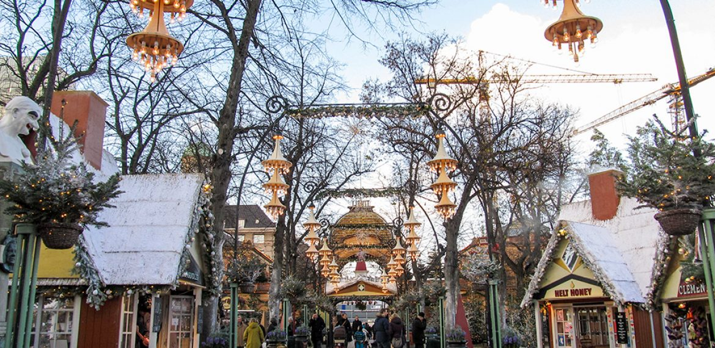 Discover Copenhagen's Festive Christmas Markets