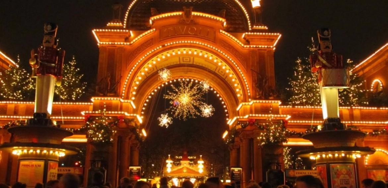 Christmas Hygge at Copenhagen's Tivoli