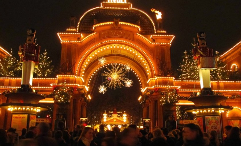 Christmas Hygge at Copenhagen's Tivoli